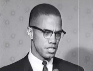 """""""マルコムX""""が""""ムハマドアリ""""に送るスピーチ映像 Malcom X Speaks on Muhammad Ali"""
