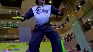 """Tony GoGo""のR16 Singaporeでのジャッジ動画が公開"