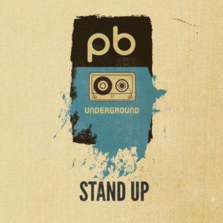 """「世界の隠れたFUNKを探し出せ」第一弾 -THE PBUNDERGROUND- """"STAND UP"""""""